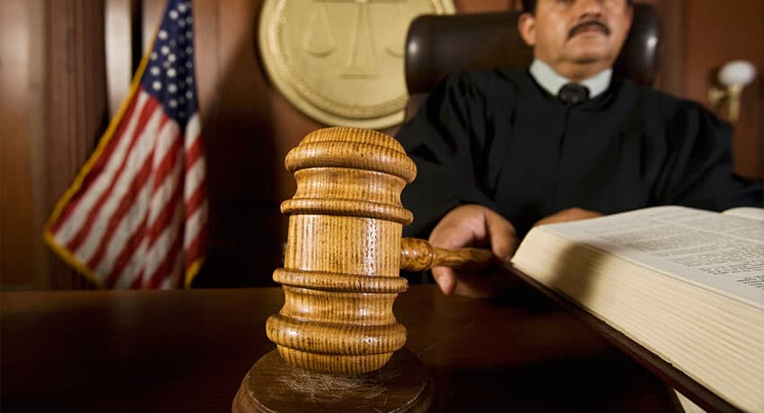 These are the 4 common cases you will encounter in a civil court